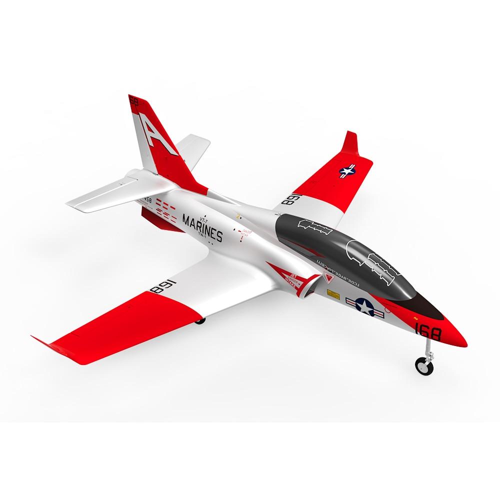 Goshawk T45 NAVY HSD Viper plane R/C 64mm EDF Jet 950mm EPO Kit рюкзак allrounder r spots navy 1281434