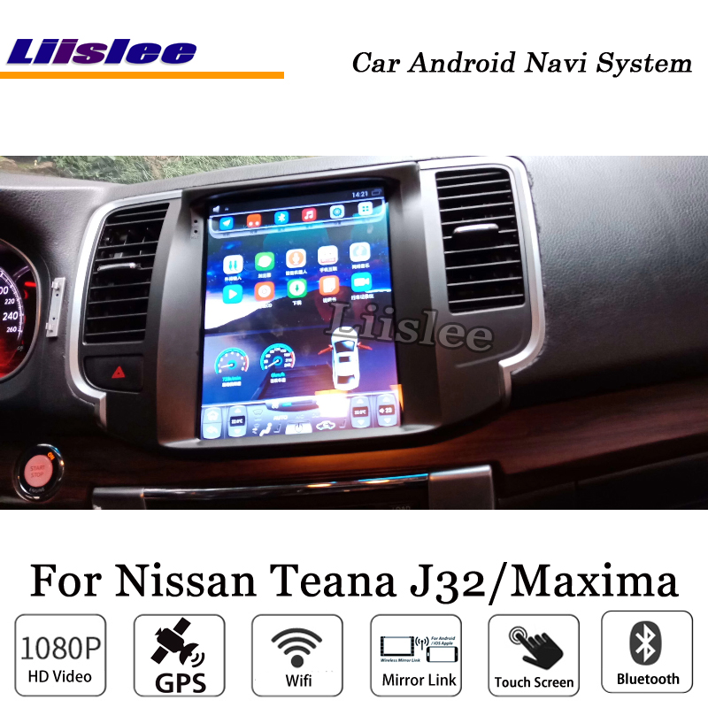 For Nissan Teana J32 Maxima 2008~2013-5