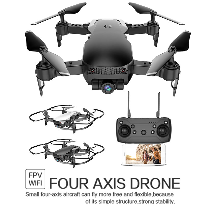 X12S Foldable RC Drone WIFI FPV with 1080P HD Front Camera + 480P Bottom Camera One-Touch Landing Altitude Hold Quadcopter GiftsX12S Foldable RC Drone WIFI FPV with 1080P HD Front Camera + 480P Bottom Camera One-Touch Landing Altitude Hold Quadcopter Gifts