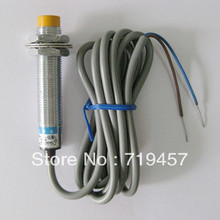 FREE SHIPPING 2PCS/LOT Inductive proximity switch ac 220 v two wire normally open LJ12A3 4 J/EZ