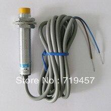 Interruptor de proximidad inductivo de 2 unids/lote, CA 220 v, dos cables, normalmente abierto LJ12A3 4 J/EZ, envío gratis