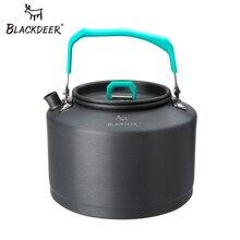 BLACKDEER для похода и кемпинга Чайник Посуда для туризма Пикник вода чай кофе горшок Портативный Сверхлегкий глинозема колбы лабораторные путешествия