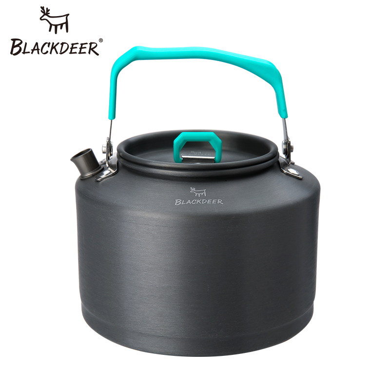 BLACKDEER Outdoor Camping Kettle Crockery For Tourism Coffee Portable Ultralight Tableware Travel Tableware Picnic Water Pot