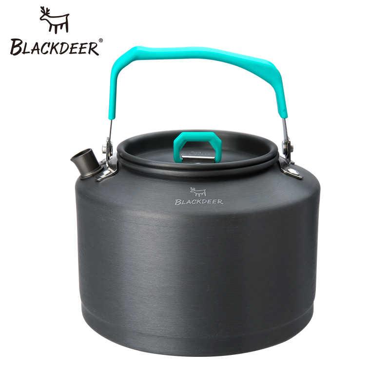 BLACKDEER чайник для похода и кемпинга посуда для туризма на открытом воздухе пикника вода чай кофе горшок Портативный Сверхлегкий глинозема колба путешествия
