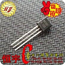 Бесплатная доставка 20 шт./лот BC107 C107 Транзистор TO-92 новый оригинальный