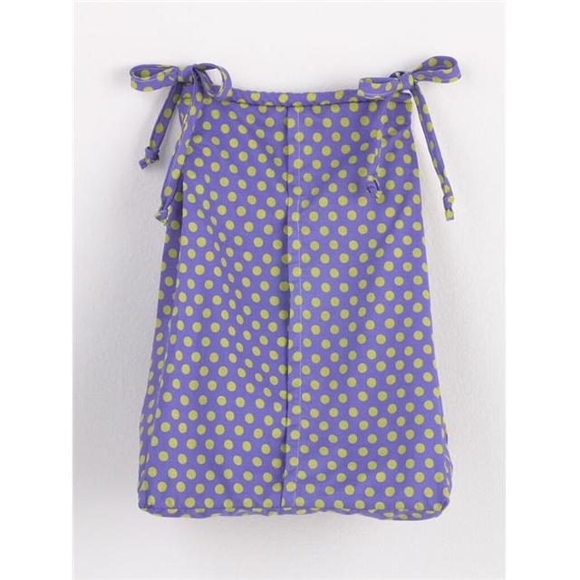 Cotton Tale PWDS Periwinkle Diaper Stacker