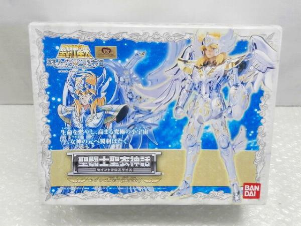 Bandai japan version Saint Seiya God Saint Cygnus Hyoga immortal TV colorBandai japan version Saint Seiya God Saint Cygnus Hyoga immortal TV color