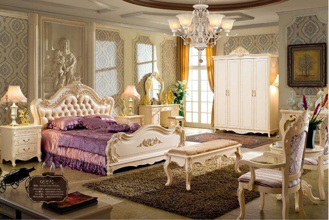 Tienda Online 2017 madera no real moderno muebles para casa cama ...