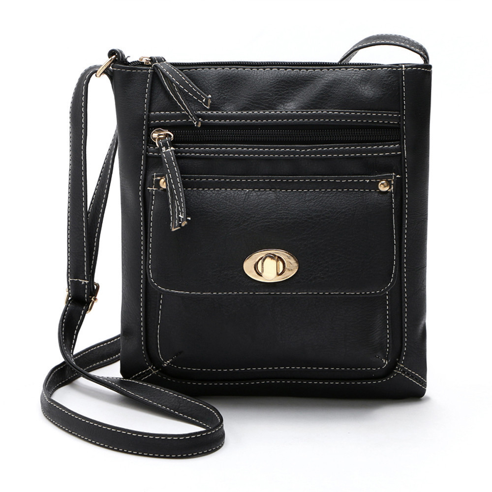 Women Bags Retro Shoulder For Female  Messenger Ladies Crossbody Handbags High Quality
