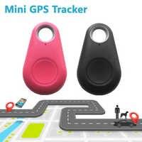 Smart Bluetooth Locator Pet Dog And Car GPS Locator Tracker Alarm Remote Selfie Shutter Release Automatic Wireless Tracker