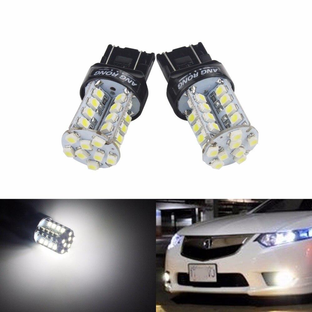 2X 580 582 7443 7441 7444 SAMSUNG LED Auto Standlicht Rücklicht Birne Lampen DRL
