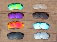 PapaViva POLARIZED Replacement Lenses for Pit Bull Sunglasses 100% UVA & UVB Protection - Multiple Options