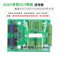 ZX7 315/400D DC Manual Arc Welder Inverter Board / Control Circuit Motherboard