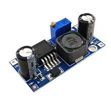 100pcs / Batch LM2596S LM2596 DC DC Stepping Module 5V / 12V / 24V Adjustable Regulator 3A Power Module