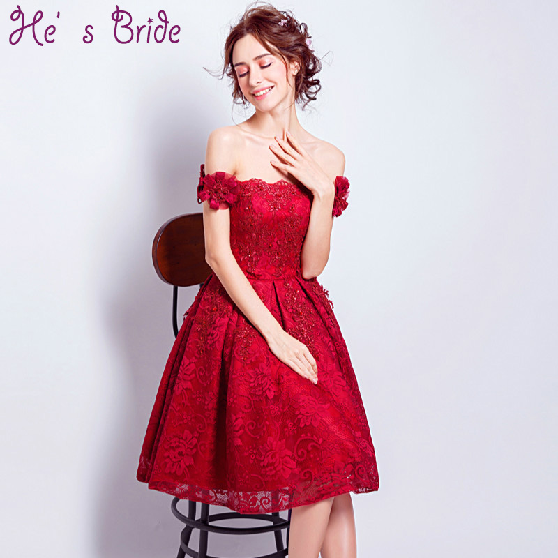 2017 New Arrival Red Boat Neck A Line Lace Up Back Evening Dress Robe De  Soiree Modern Sexy Classic Prom Dress Vesta De Festa-in Evening Dresses  from ... ccbb2b750f8a