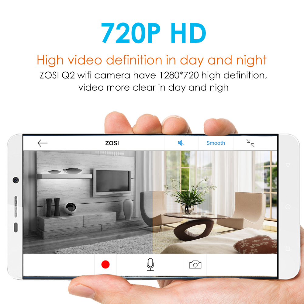 Home Network Security Appliance Aliexpresscom Buy Zosi Wireless Ip Cameras Baby Monitor Home