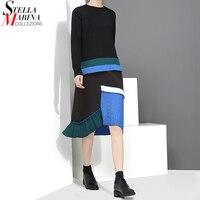 Vestido 2016 New Summer Multicolor Women Dress Short Sleeve O Neck Black Patchwork Elegant Ladies Bodycon
