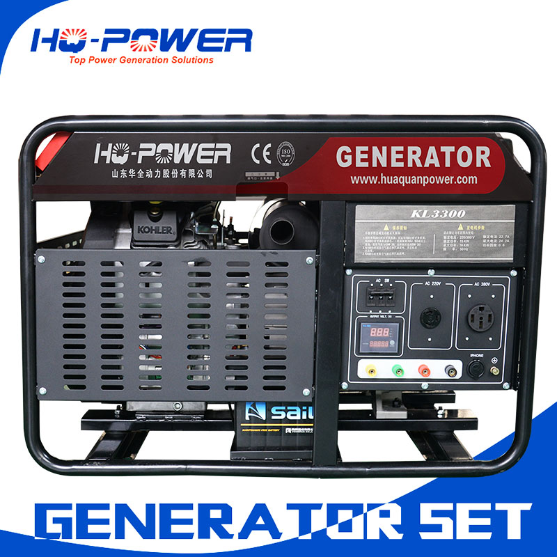 16kw single/three phase electricity generators for homes made in ...