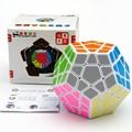 Hot Shengshou Cubo Mágico Especial Ajustable Tres Orden Dodecaedro Extranjero Primavera Fina