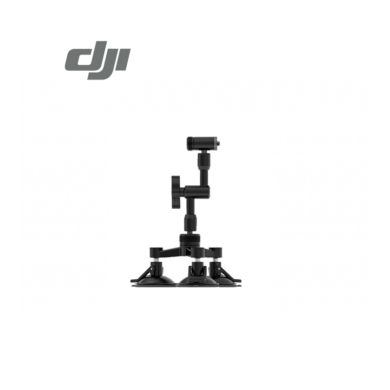 цена на DJI Osmo Vehicle Mount Car Suction for Osmo Gimbal compatible with all osmo series
