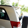 Спойлер для Suzuki Vitara  задний спойлер из АБС-пластика для Suzuki Grand Vitara 2009-2013