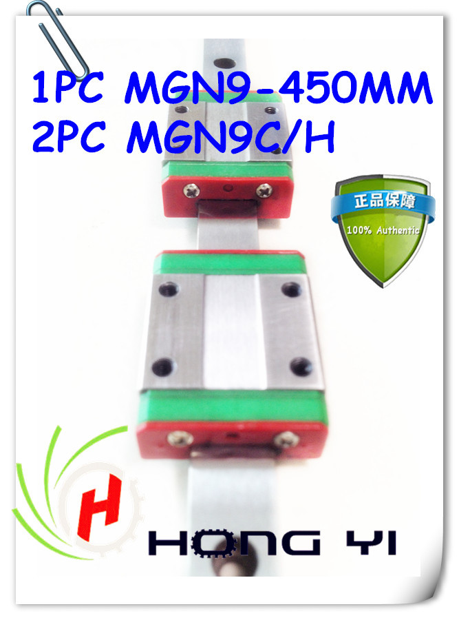 ٩(^‿^)۶Mini 3D impresora 12mm linear Rail MR12 deslizamiento linear ...
