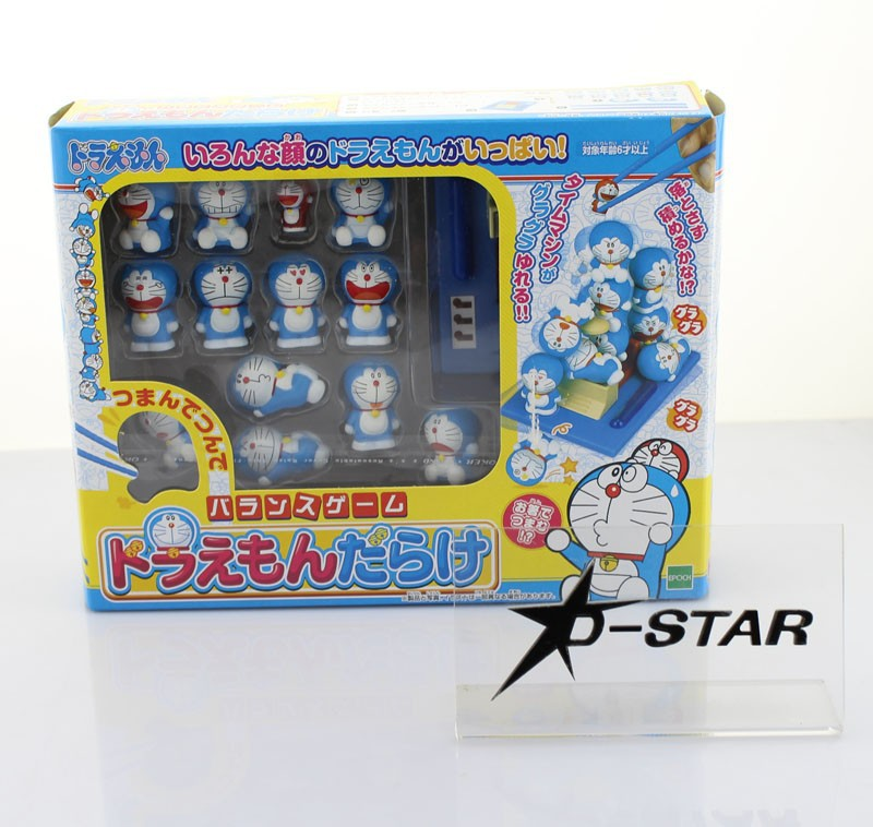 Ems shipping 12 sets new doraemon full pick piled for 143dressup games decoration