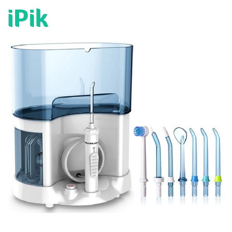 стоматологическая струей воды