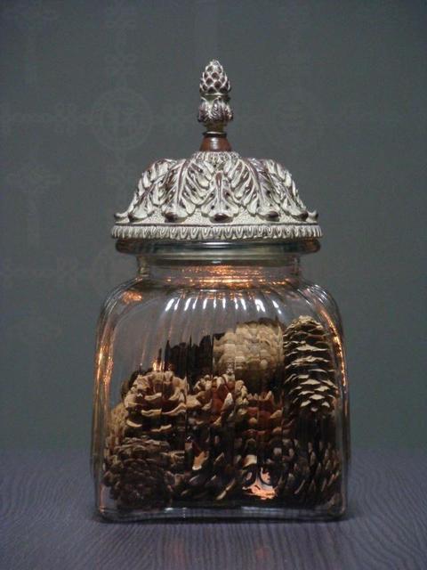 Large Decorative Glass Jars With Lids Glamorous French Rococo Large Square Glass Storage Jar Candy Jar Clothing Decorating Inspiration