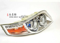 YUTONG bus parts ZK6127 right&left headlight front light&lamp free shipping