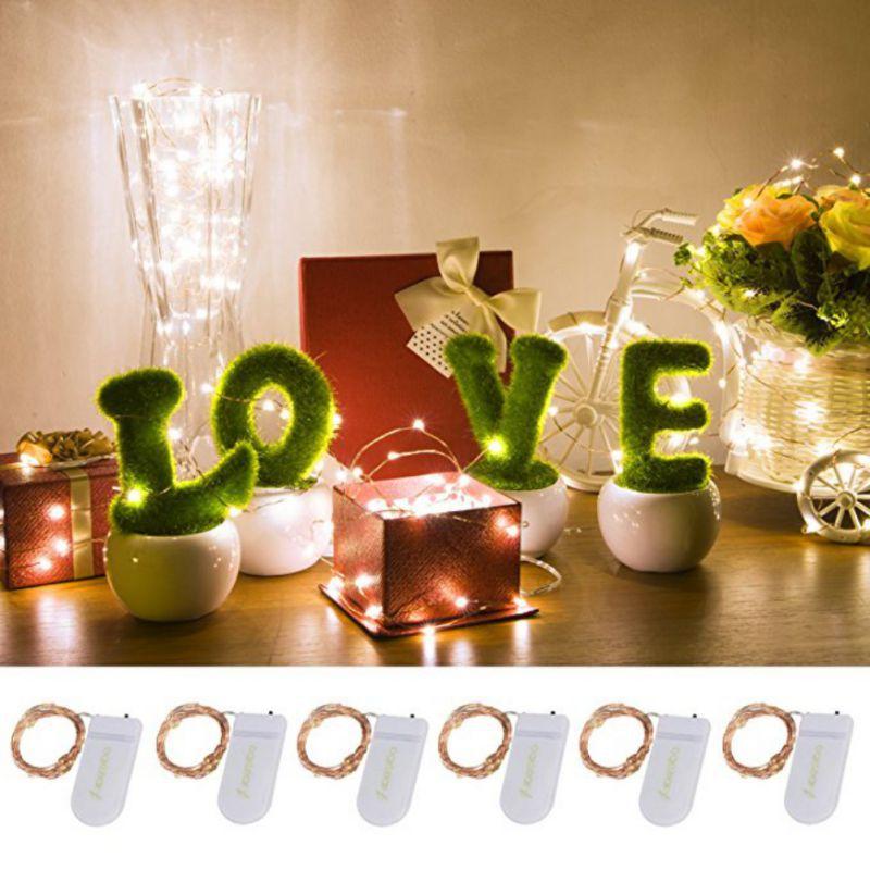 2m 2019 led light christmas tree decoration lights - Light decoration ideas for home ...