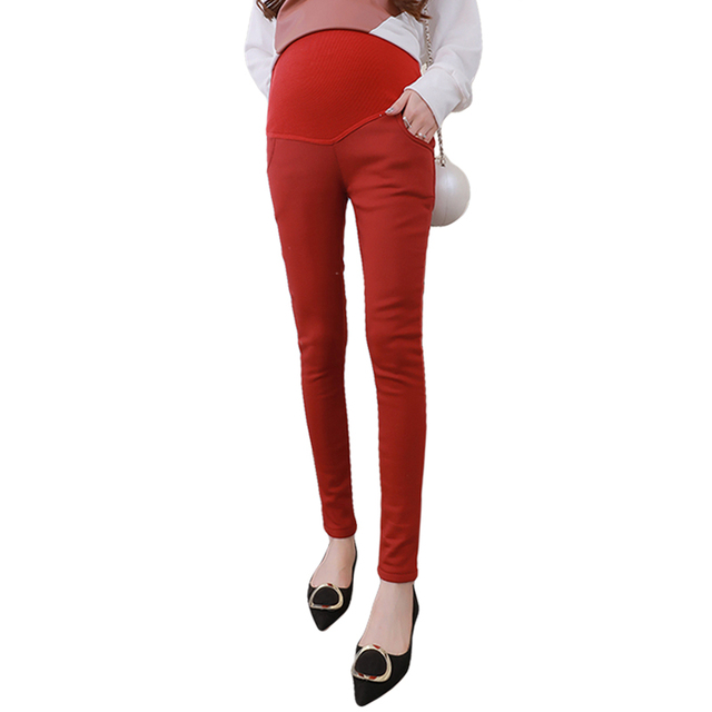 2016 new autumn and winter pregnancy clothes cheap-women-clothing maternity clothing maternity pants pregnant clothes