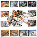 Bela 2016 new Star Wars 6 Tpyes The Avengers Starfighter Building Blocks Sets Model Toys Bricks Compatible With Lego