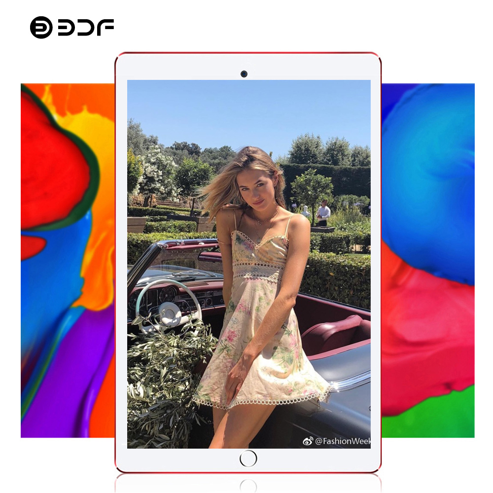 BDF 10 Inch Tablet SIM Card 3G Phone Call Android 7 0 Tablet Pc Octa Core