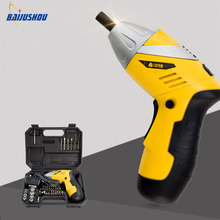 4.8V rechargeable/electric screwdriver /small Drill/Driver Cordless sleeve Power Tools cordless drill electric drill