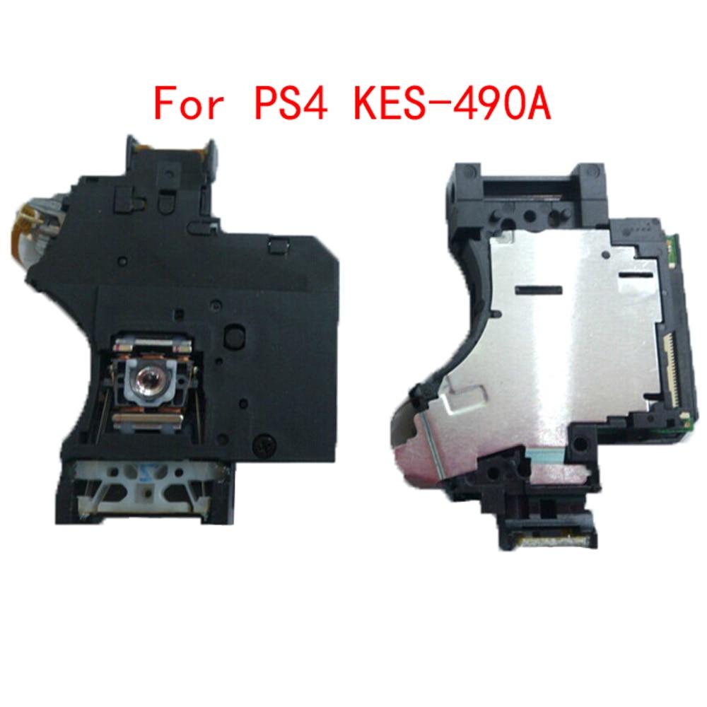 5pcs a lot Laser Lens For PlayStation 4 KES-490A KES 490A KEM 490  Games Console Repair Part for PS 4
