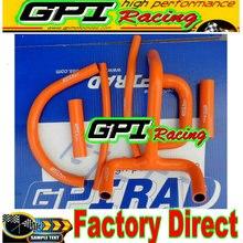 GPI высокопроизводительный силиконовый шланг радиатора для KTM LC4 620 625 640 660