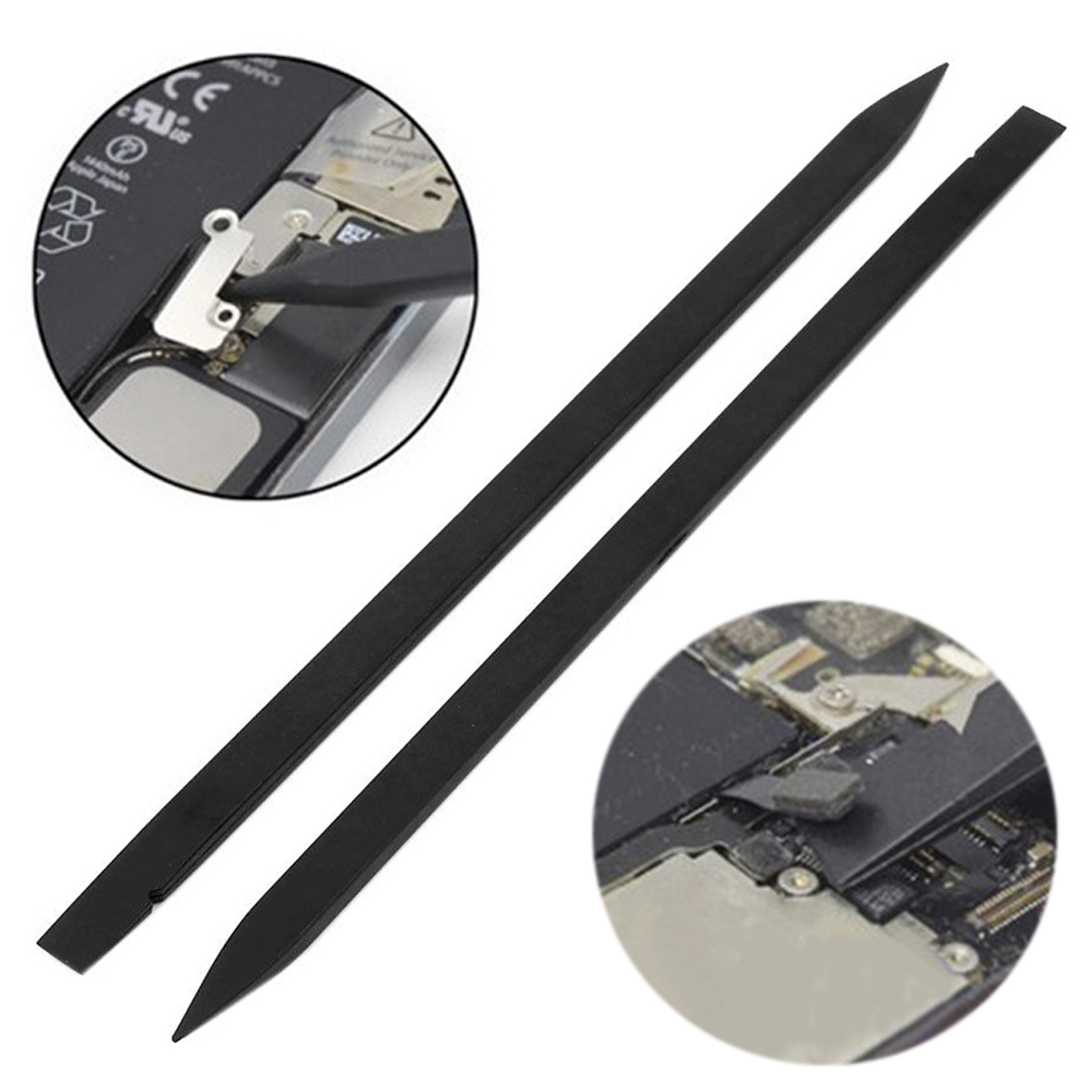 10pcs Anti Static Stick Spudger 150mm Heat Resistant Plastic Pry Opening Tool for Smartphone Repair Soldering Mayitr Hand Tools