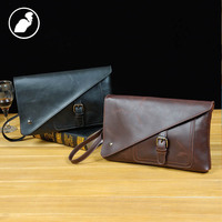 PUNKLADY New 2016 Women Famous Brands Italian Leather Brown Cover Daily Organizer Wallets Casual Day Clutch