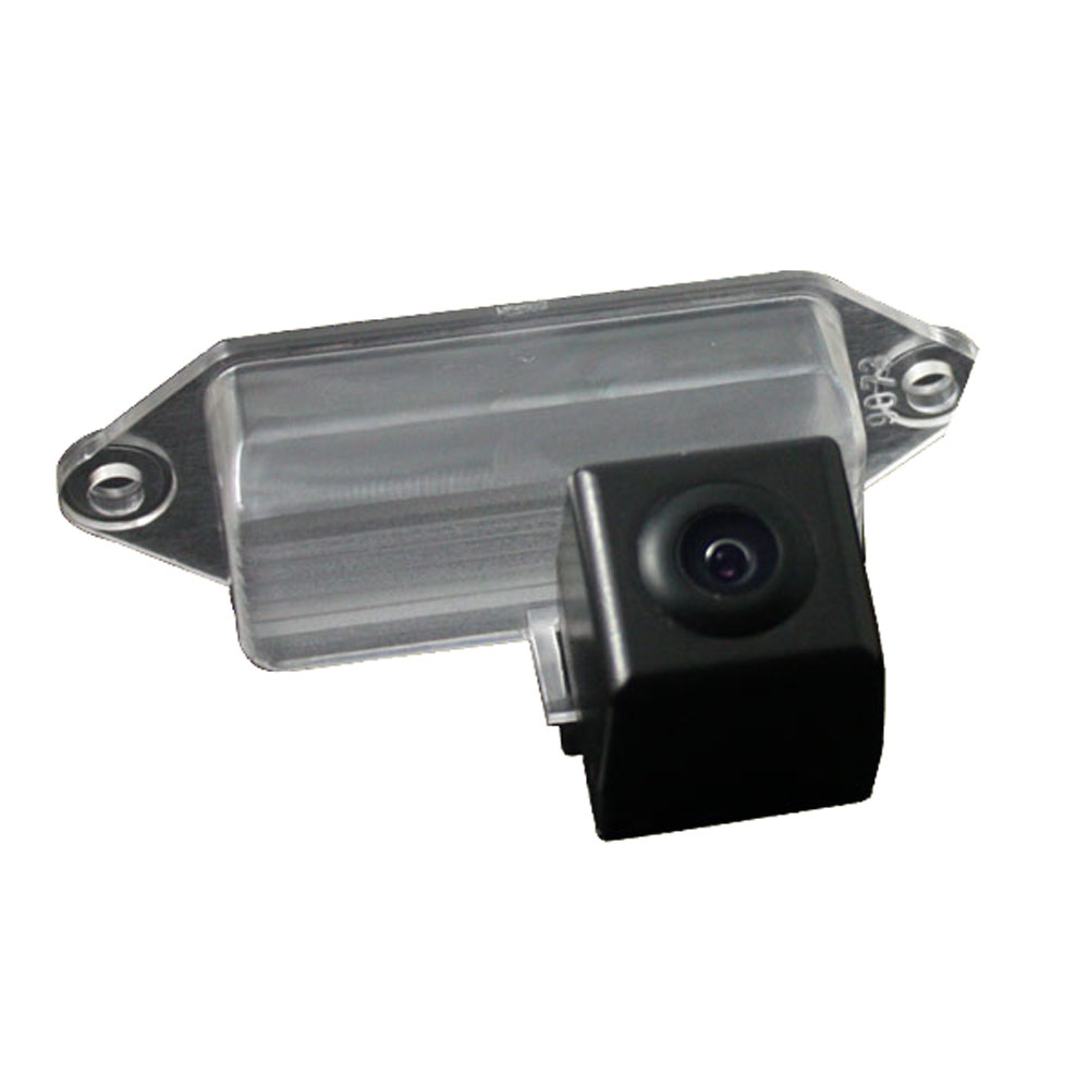 نمای پشتی پشتیبان گیری از دوربین - الکترونیک خودرو