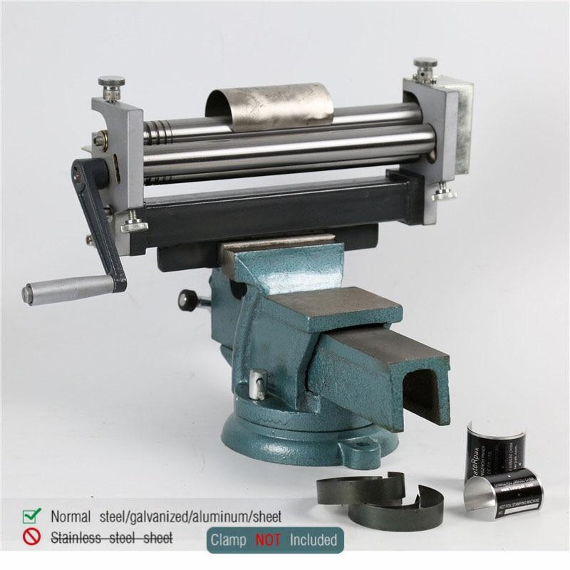RB30 kézi acéllemez hengerlőgép, BateRpak acél / horganyzott / - Szerszámgépek és tartozékok - Fénykép 3