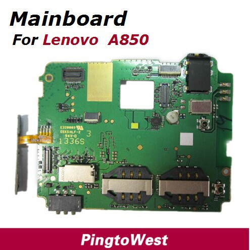 com buy original used worked well lenovo a original used worked well lenovo a850 mainboard mother main board ering volume flex cable r