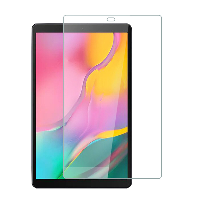 Alta claro Protector de pantalla Film para Samsung Galaxy Tab A 10,1 de 2019 T510 T515 SM-T510 Tablet + pantalla limpia herramientas