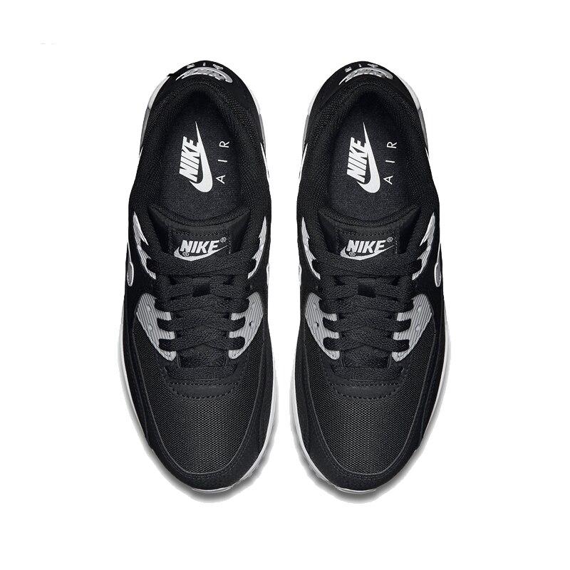 NIKE AIR MAX 90 essentiel respirant chaussures de course pour femmes baskets chaussures de Tennis femmes chaussures de course d'hiver classique 616730 - 4