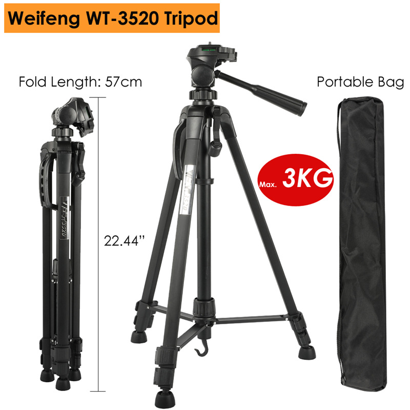 Weifeng WT-3520 Professional Portable