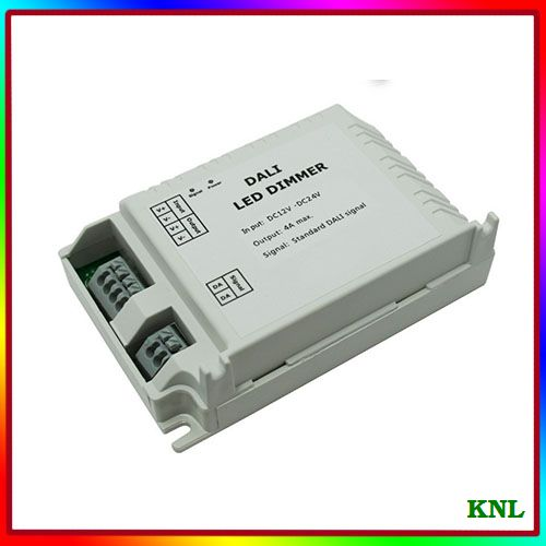 dc12v 24v 48v dali signal led dimmer led dimmen controller verlichting helderheid controller led gratis verzending in dc12v 24v 48v dali signal led