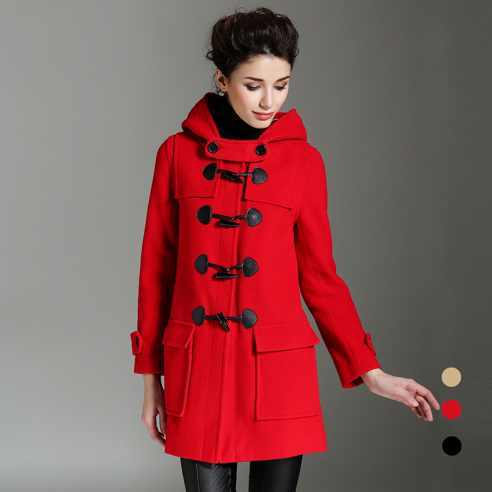 Womens Red Coat Promotion-Shop for Promotional Womens Red Coat on