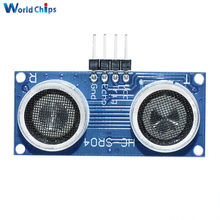 HCSR04 HCSR04P HC-SR04 HC-SR04P Ultrasonic Module Distance Measuring Sonar Sensor 3 V-5.5 V For Arduino(China)