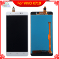 High Quality For Vivo Xshot X710 X710L FPC9291A LCD Display With Touch Screen White Color Mobile Phone Repair Parts Free Tools