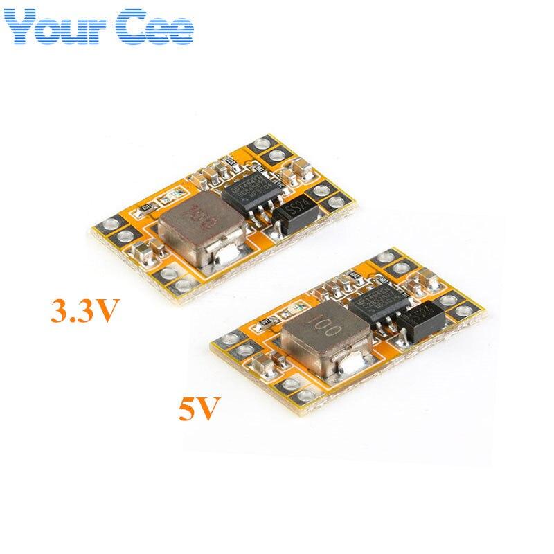 DC USB Step Down Modul 9 V 12 V 19 V Zu 5 V 3,3 V 3A Netzteil Ladegerät modul Spannung Regler Für Fahrzeug Auto Handy Pad
